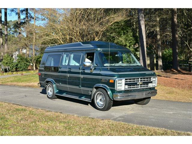 1991 Chevrolet Van (CC-1462840) for sale in Youngville, North Carolina