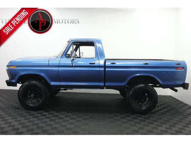 1978 Ford F150 (CC-1462847) for sale in Statesville, North Carolina