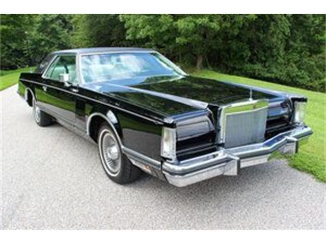 1977 Lincoln Continental (CC-1462853) for sale in Cadillac, Michigan