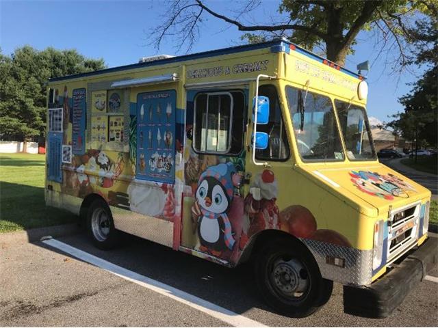 1984 Chevrolet Ice Cream Truck (CC-1462855) for sale in Cadillac, Michigan