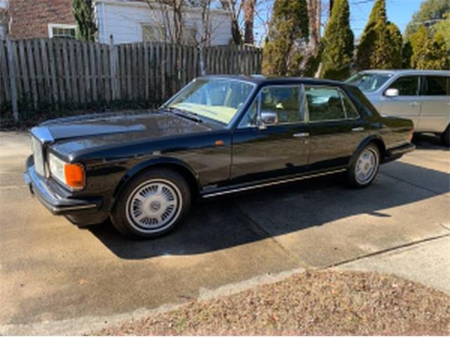 1988 Bentley 8 Litre (CC-1462858) for sale in Cadillac, Michigan