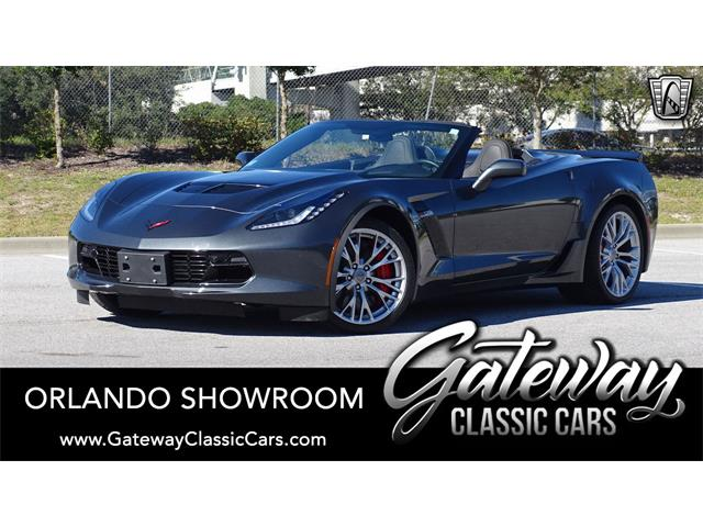 2017 Chevrolet Corvette (CC-1460286) for sale in O'Fallon, Illinois