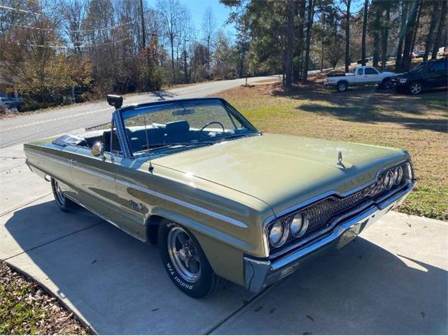 1966 Dodge Polara (CC-1462868) for sale in Cadillac, Michigan