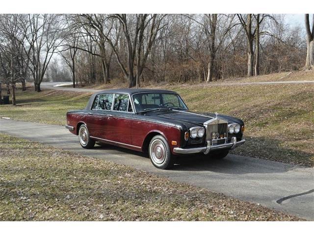 1971 Rolls-Royce Silver Shadow (CC-1462869) for sale in Carey, Illinois