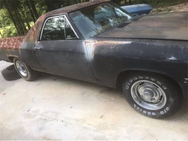 1968 Chevrolet El Camino (CC-1462871) for sale in Cadillac, Michigan