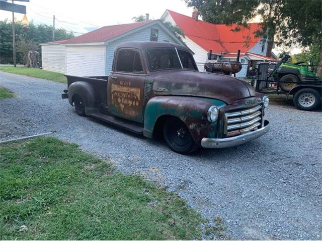 1953 GMC Pickup (CC-1462872) for sale in Cadillac, Michigan
