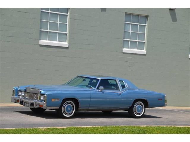 1978 Cadillac Eldorado (CC-1462879) for sale in Cadillac, Michigan