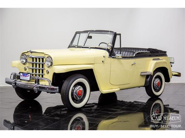 1950 Willys Jeepster (CC-1462880) for sale in St. Louis, Missouri