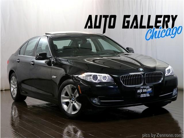 2013 BMW 5 Series (CC-1462883) for sale in Addison, Illinois