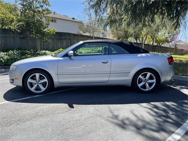 2007 Audi A4 (CC-1462894) for sale in San Jose, California