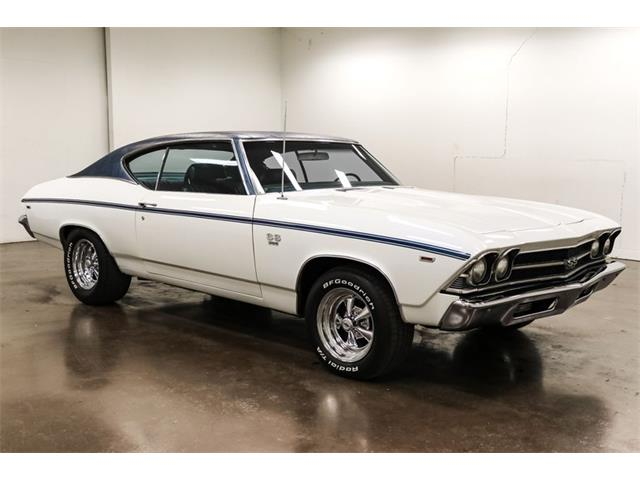 1969 Chevrolet Chevelle (CC-1462895) for sale in Sherman, Texas