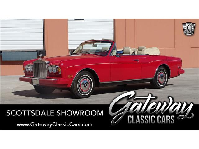 1994 Rolls-Royce Corniche (CC-1460290) for sale in O'Fallon, Illinois