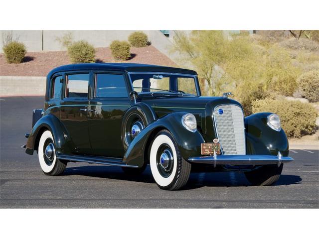1937 Lincoln K-Series (CC-1462906) for sale in Phoenix, Arizona