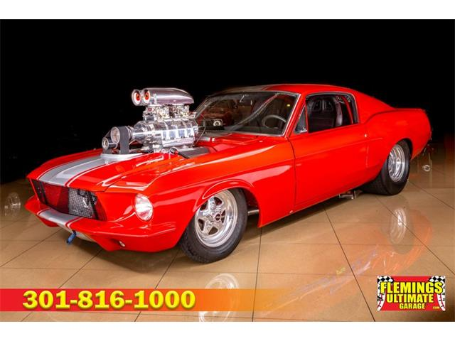1967 Ford Mustang (CC-1462924) for sale in Rockville, Maryland