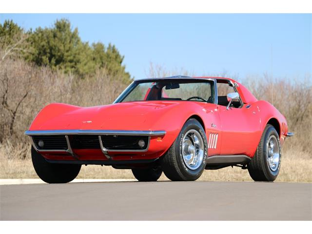 1969 Chevrolet Corvette (CC-1462927) for sale in Stratford, Wisconsin