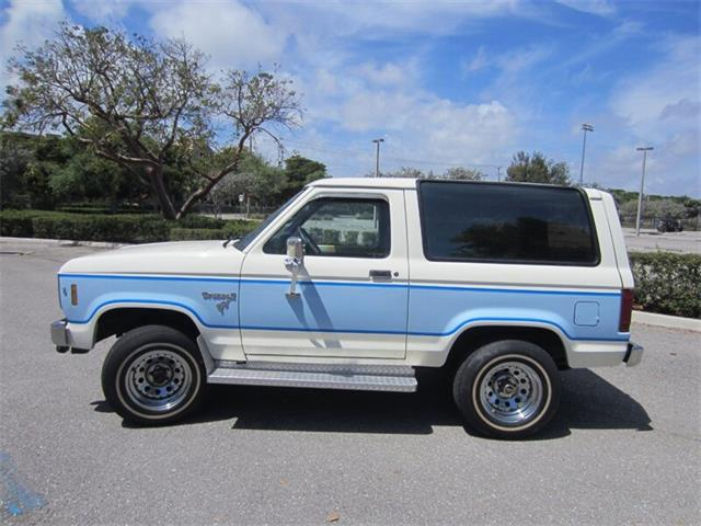1985 Ford Bronco II (CC-1462946) for sale in Delray Beach, Florida