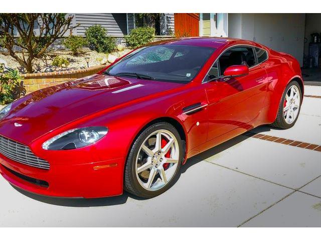 2006 Aston Martin Vantage (CC-1462953) for sale in Concord, California
