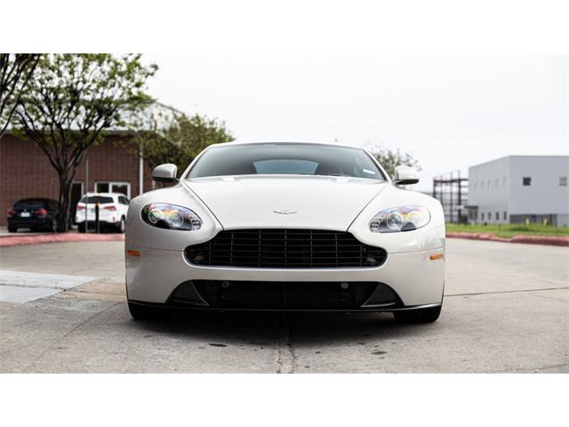 2012 Aston Martin Vantage (CC-1462985) for sale in Houston, Texas