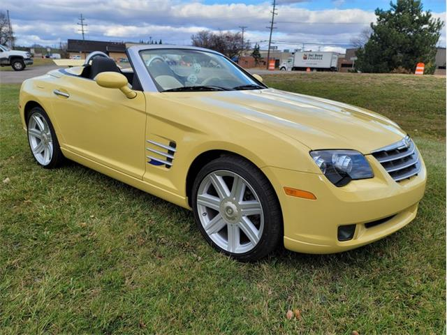 2007 Chrysler Crossfire (CC-1460003) for sale in Troy, Michigan