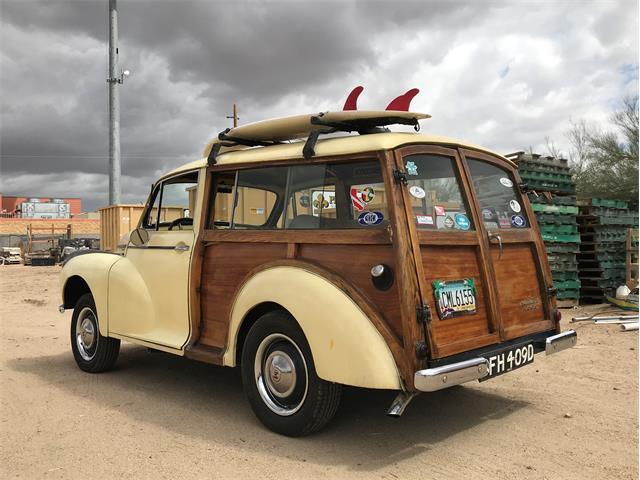 1959 Morris Minor Traveler Woodie (CC-1463004) for sale in Scottsdale, Arizona