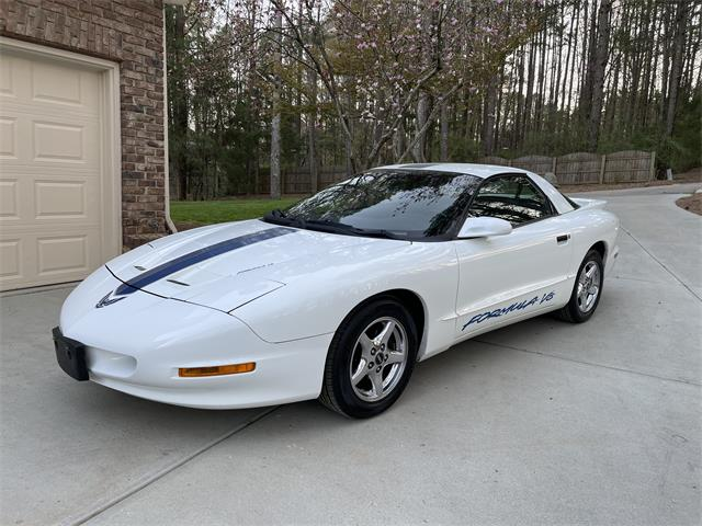 1993 Pontiac Firebird Formula (CC-1463009) for sale in Raleigh, North Carolina