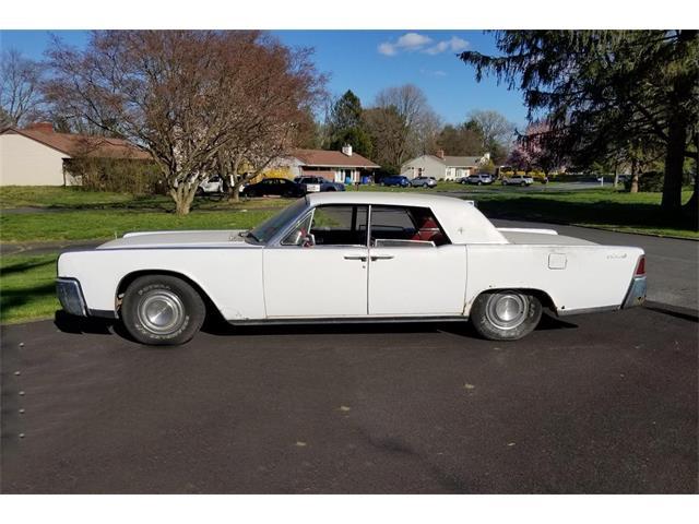 1964 Lincoln Continental (CC-1460301) for sale in Media, Pennsylvania