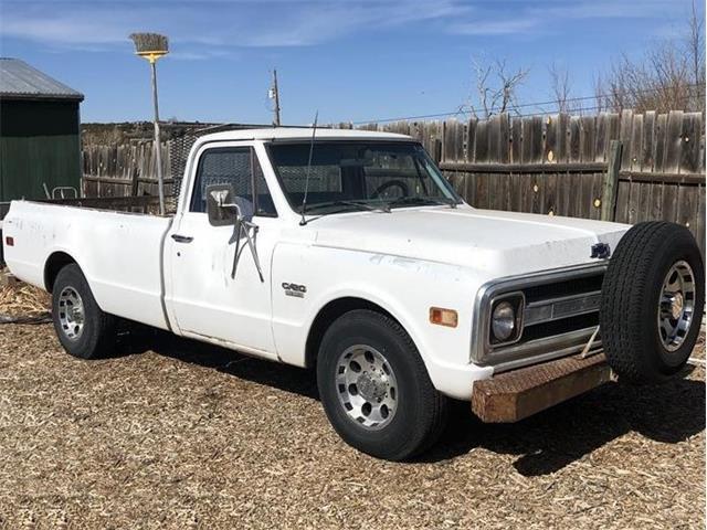 1969 Chevrolet C20 (CC-1463010) for sale in Santa Fe, New Mexico