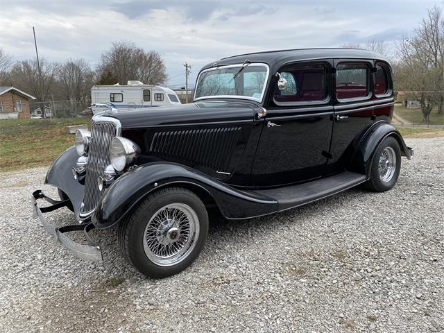 1934 Ford 4-Dr Sedan (CC-1463011) for sale in Livingston, Tennessee