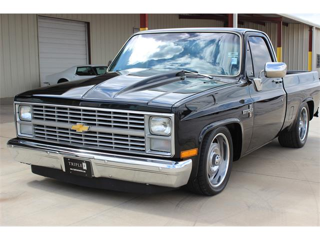 1983 Chevrolet Scottsdale (CC-1463012) for sale in Fort Worth, Texas