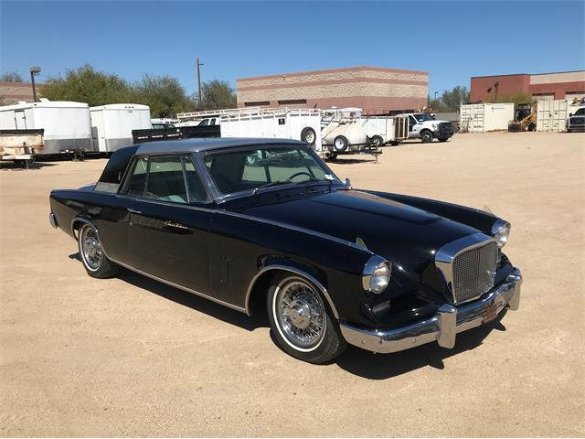 1962 Studebaker Gran Turismo (CC-1463013) for sale in Scottsdale, Arizona