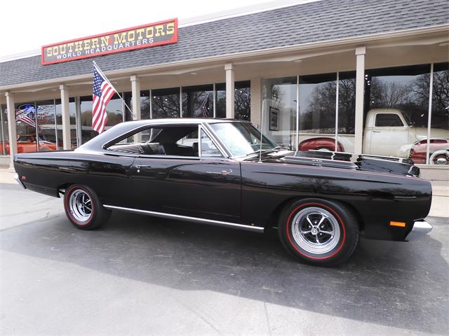 1969 Plymouth Road Runner (CC-1463016) for sale in CLARKSTON, Michigan