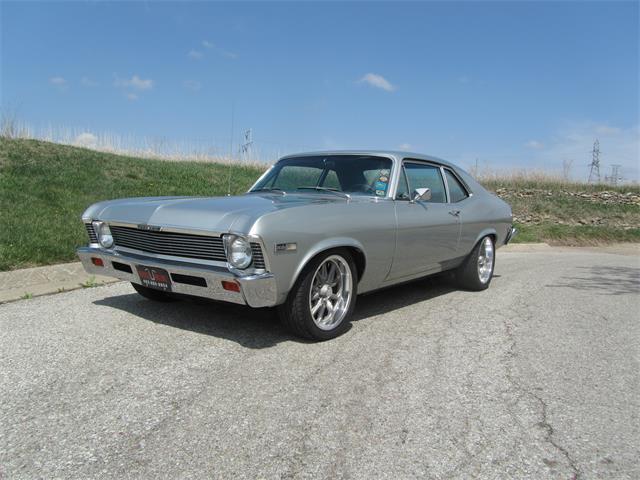 1968 Chevrolet 2-Dr Post (CC-1463018) for sale in Omaha, Nebraska