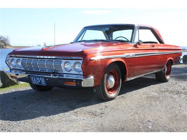 1964 Plymouth Fury (CC-1463020) for sale in Port Alberni, B.C.