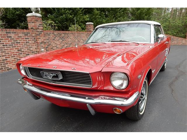 1966 Ford Mustang (CC-1463021) for sale in Ashburn, Virginia
