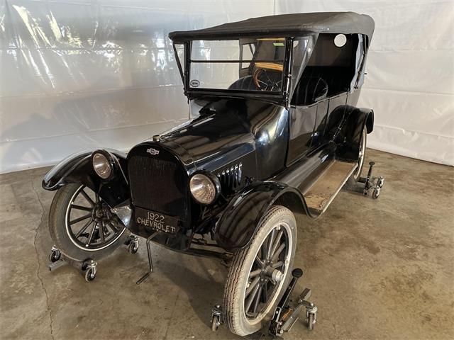 1922 Chevrolet Antique (CC-1463023) for sale in www.bigiron.com,