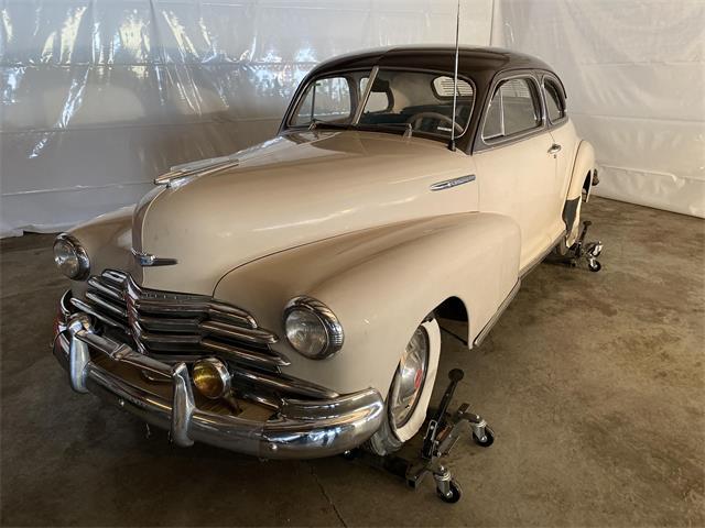 1947 Chevrolet Fleetmaster (CC-1463028) for sale in www.bigiron.com,