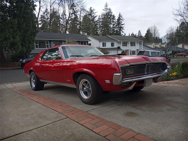 1969 Mercury Cougar XR7 (CC-1460303) for sale in Beaverton, Oregon