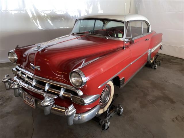 1954 Chevrolet Bel Air (CC-1463035) for sale in www.bigiron.com,