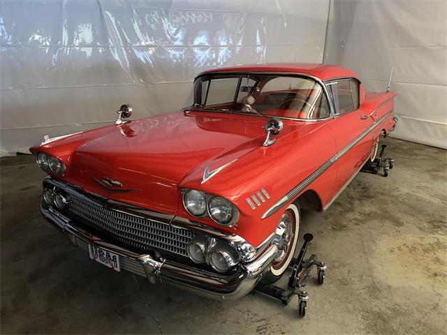 1958 Chevrolet Impala (CC-1463036) for sale in www.bigiron.com,