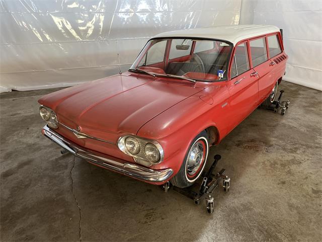 1961 Chevrolet Corvair (CC-1463037) for sale in www.bigiron.com,