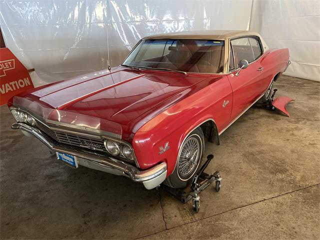 1966 Chevrolet Caprice (CC-1463043) for sale in www.bigiron.com,