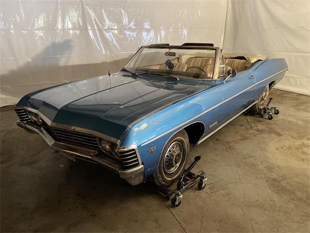 1967 Chevrolet Impala (CC-1463044) for sale in www.bigiron.com,
