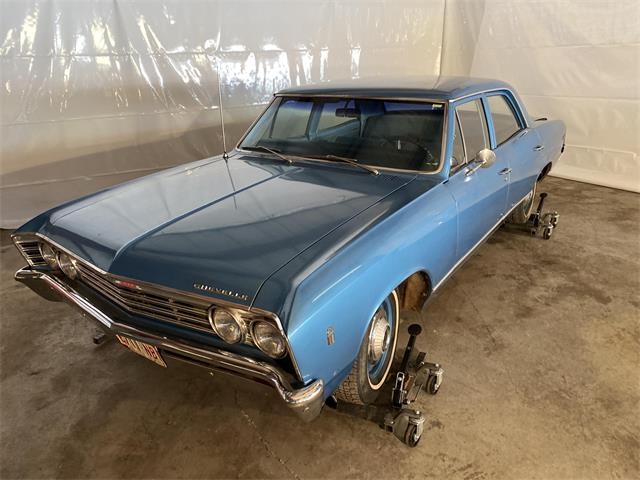 1967 Chevrolet Malibu (CC-1463046) for sale in www.bigiron.com,