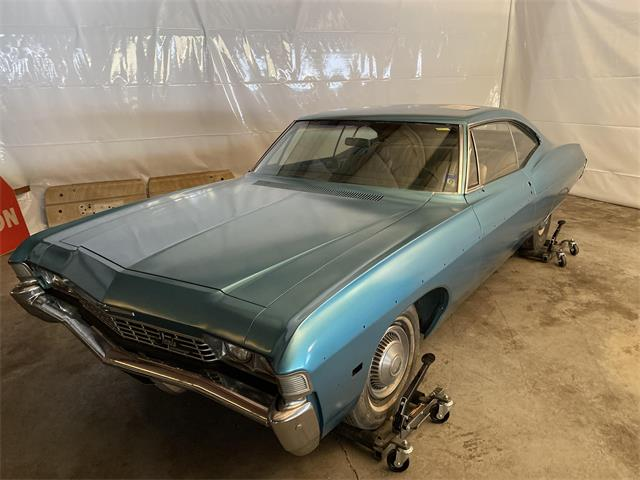 1968 Chevrolet Impala (CC-1463047) for sale in www.bigiron.com,