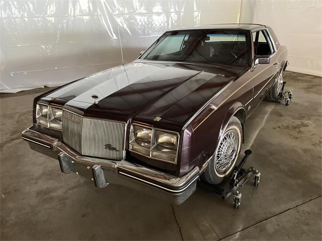 1985 Buick Riviera (CC-1463060) for sale in www.bigiron.com,