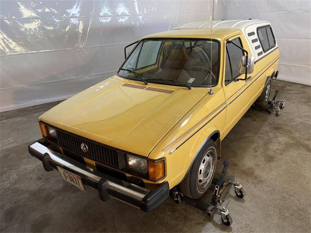 1981 Volkswagen Rabbit (CC-1463065) for sale in www.bigiron.com,
