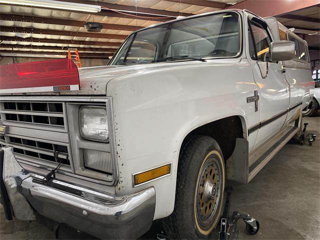 1986 Chevrolet Scottsdale (CC-1463066) for sale in www.bigiron.com,