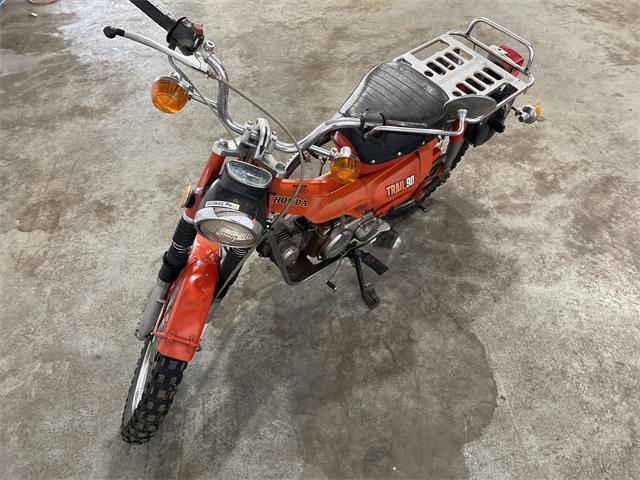 1974 Honda Motorcycle (CC-1463068) for sale in www.bigiron.com,