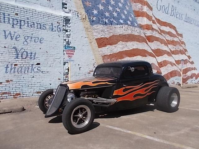 1933 Ford 3-Window Coupe (CC-1460307) for sale in Skiatook, Oklahoma