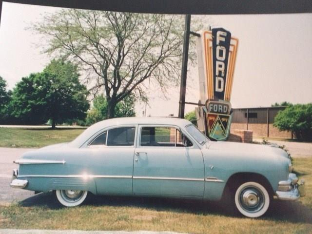 1951 Ford 2-Dr Sedan (CC-1460308) for sale in St.Charles, Illinois